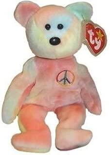 Peace the Bear - Ty Beanie Baby by Ty Inc.