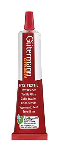 Gütermann HT2 TEXTIL Textilkleber 30g, lösungsmittelfrei