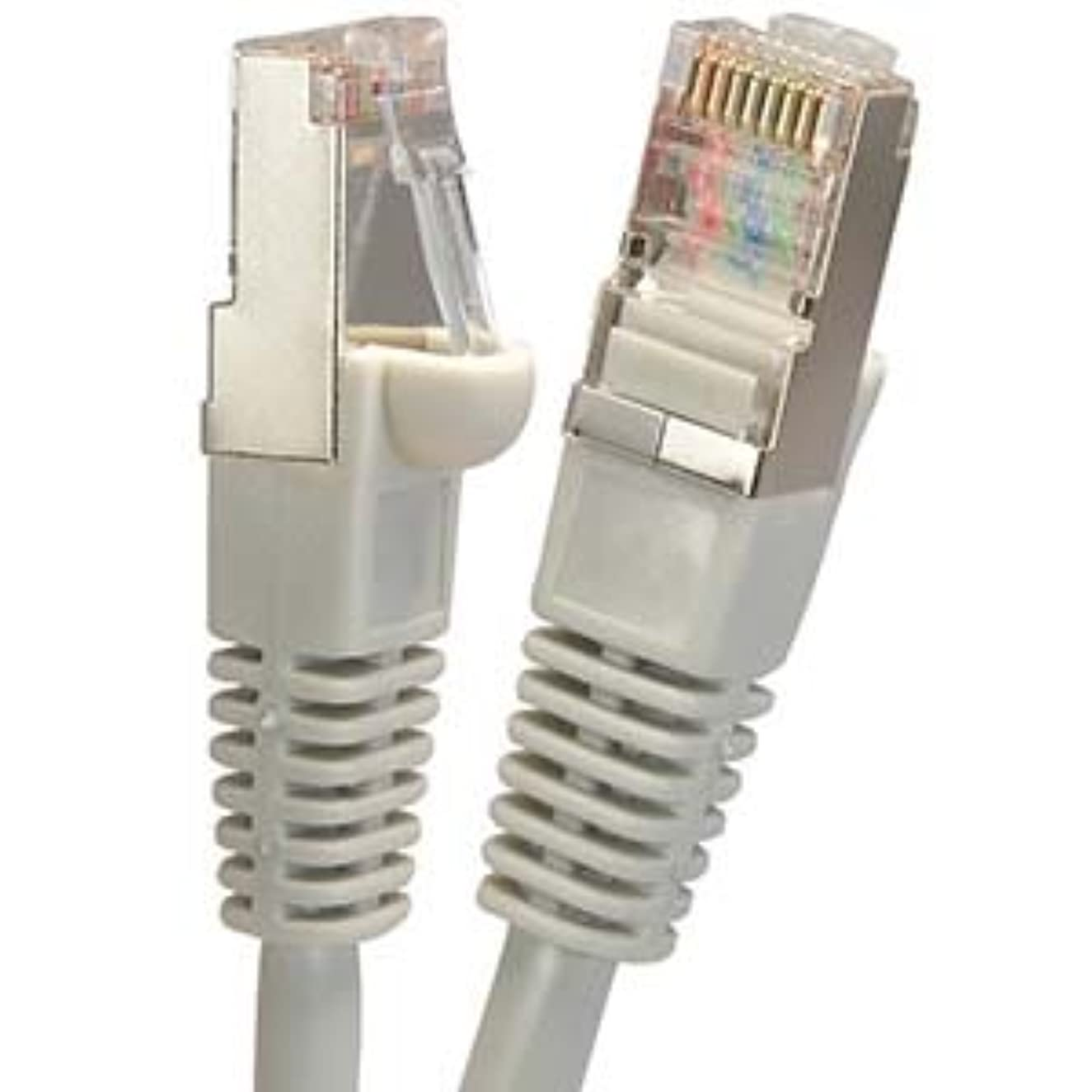150Ft Cat.5e Shielded patch Cable Molded Gray