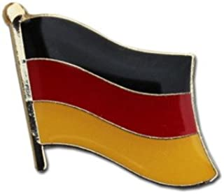 pins pin/'s flag national badge metal lapel backpack hat button vest germany