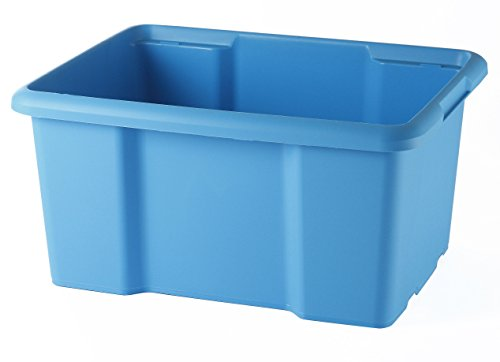 Sundis 4529006 Bac, Plastique, Bleu, 15L