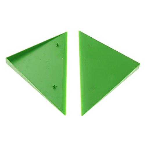 Preisvergleich Produktbild Baoblaze 2pcs Eckenschutz Kantenschutz Tischecken Schutz für Tischfussball Kickertisch