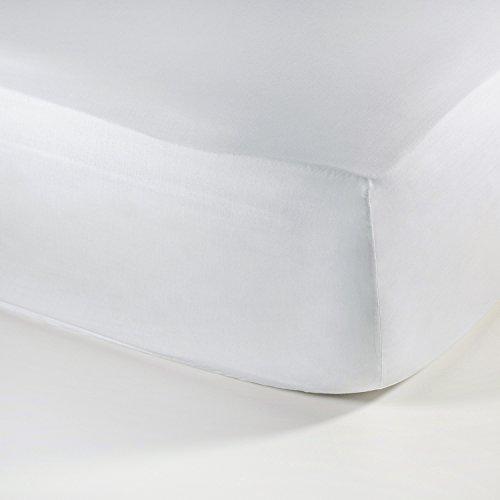Lençol 1 Buddemeyer Basic Premium Branco Casal Algodão