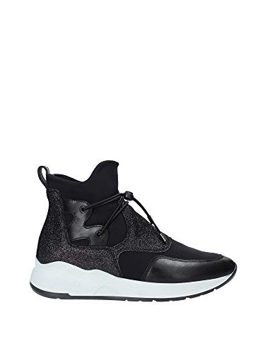 Nero Giardini Sneakers Femme A909032D 100 Noir Noir Noir 39 EU