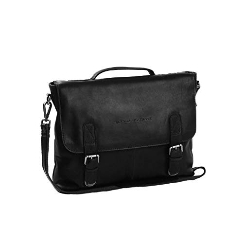 The Chesterfield Brand Jules Laptop Bag Black