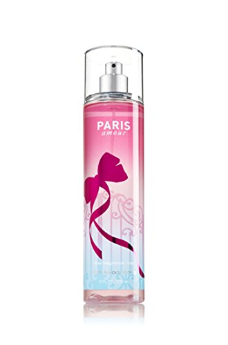 Bath and Body Works Paris Amour Fine Fragrance Mist, 8 Ounce