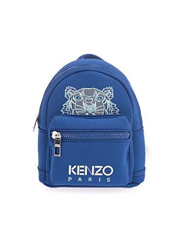 Luxury Fashion | Kenzo Heren FA55SF301F2276 Donkerblauw Polyester Rugzak | Lente-zomer 20