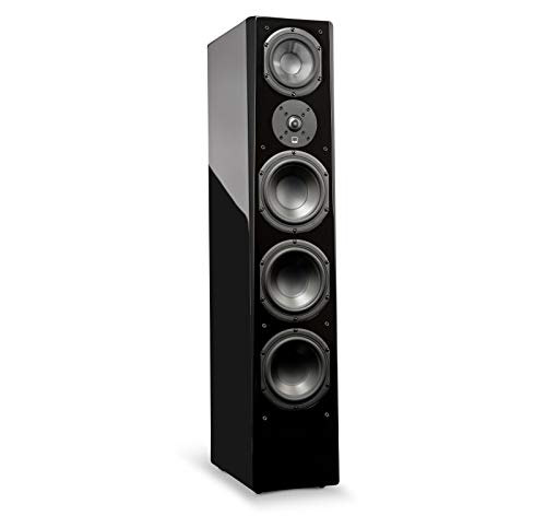 SVS Prime Pinnacle – 3-Way Tower Speaker (Single) - Piano Gloss Black