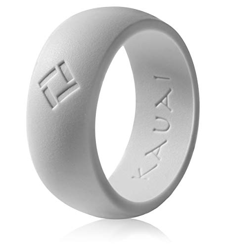 KAUAI - Silicone Wedding Rings -Leading Brand, from The Latest Artist Design Innovations to Leading-Edge Comfort: Pro-Athletic Ring and Kauai Elegance Collection for Men