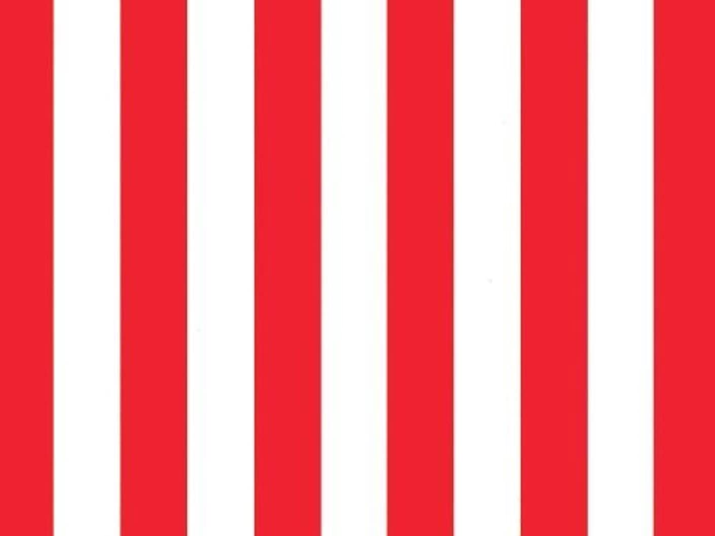 Red & White Stripes Tissue Paper 20