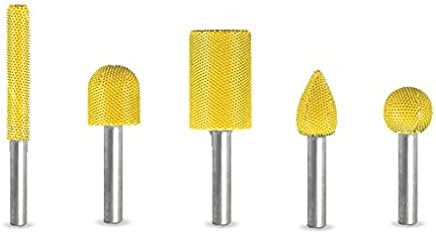 Saburr Tooth SS122 Yello 1//2x2 Inch Length Sleeves adapter included 1//4 i
