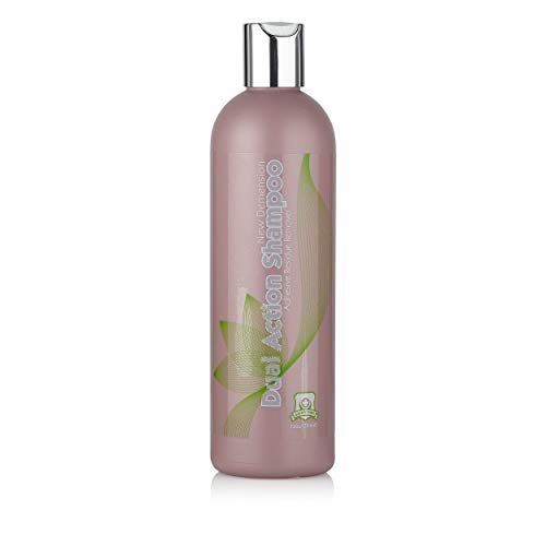 Professional Hair Labs New Afmetingen: Dual Action Shampoo Hair Vervangende shampoo, 12 oz