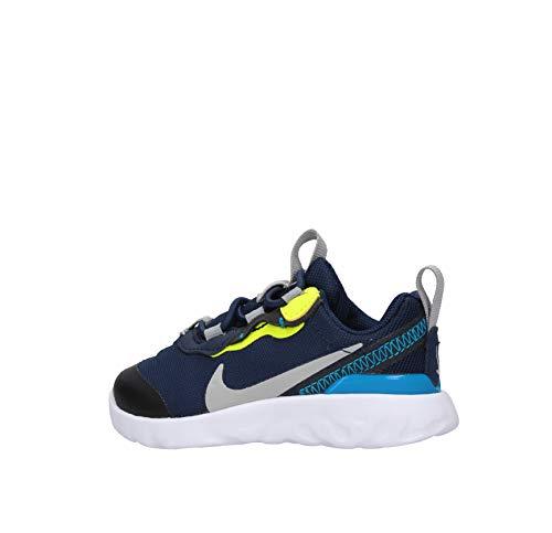 Nike Ck4083-400 - Zapatillas para niño 0-24 turquesa 27 EU