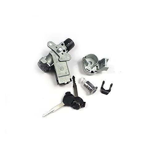 ZHANGWW ZWF Store Accesorios de Motocicleta Interruptor de Encendido Cerradura de Bloqueo Ajuste para DIO AF61 AF62 Hoy El Nuevo Bloqueo de Encendido
