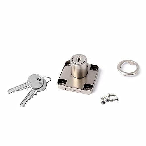 Candado para cajones con llave, bloqueo de seguridad, cerradura de cilindro 92550 (1)