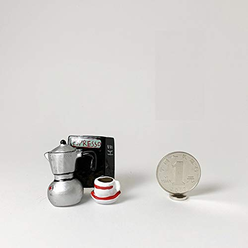 Nonebranded Tetera, té, imanes de Nevera 3D, Pasteles, Galletas, Pasta magnética para Nevera, educación temprana para niños, Pasta magnética, decoración del hogar