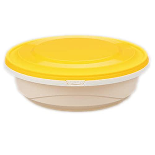 contenedores de alimentos desechables Caja Comercial De Comida Rápida De Alta Gama, Caja Bento Desechable Con Tapa, Tazón De Sopa, Pollo Frito, Olla Caliente De Pescado, Lon(Size:90 pcs,Color:Style 1)
