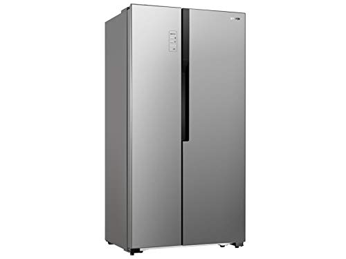 Gorenje NRS 9182 MX Side by Side Kühl-Gefrier-Kombination inox