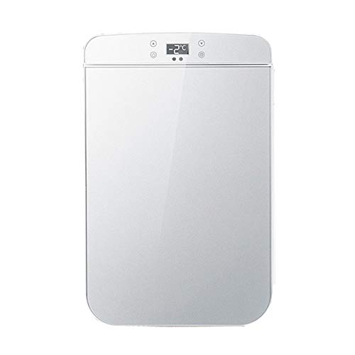 LIU UK Car Refrigerator 25L Auto KüHlschrank Tragbare Heizung Und KüHlbox 12v / 220v Auto Nach Hause Dual-Use-Mini-KüHlschrank Elektrische Gefriertruhe FüR Die Reise