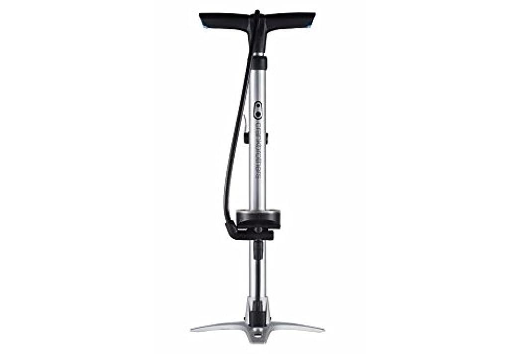 カタログトリクル休憩crankbrothers(クランクブラザーズ) 自転車ポンプ STERLING FLOOR(スターリング フロア) フロアポンプ シルバー 046581
