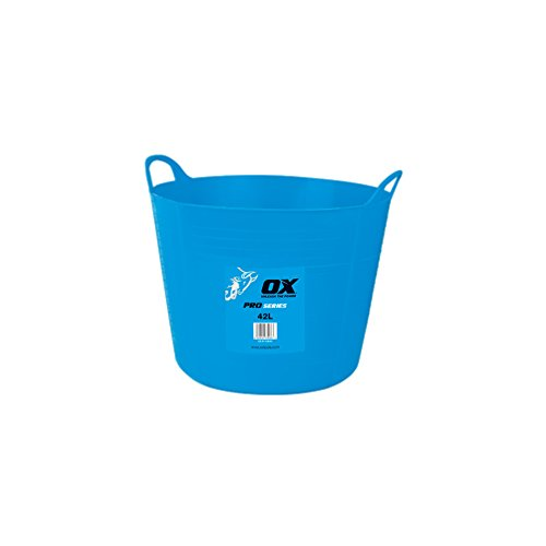 OX Pro Heavy Duty 42L Flexi Tub