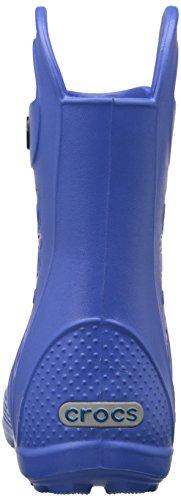 [クロックス]レインブーツハンドルイットレインブーツキッズSeaBlueC6(14.0cm)