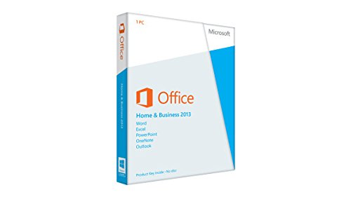 Microsoft Office Home and Business 2013 - Lizenz - 1 PC