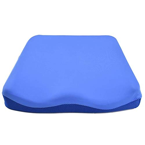 Wheelchair Driving Supplies Gliwei Medical Wheelchair Air Cushion Can Prevent Bedsore, Memory Foam Orthopedic Surgery Relieve Relieve Sciatica Pain, Waist Waist Support Ergonomics Department of -6935R
