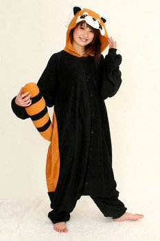Panda Roux / Kigurumi Costume