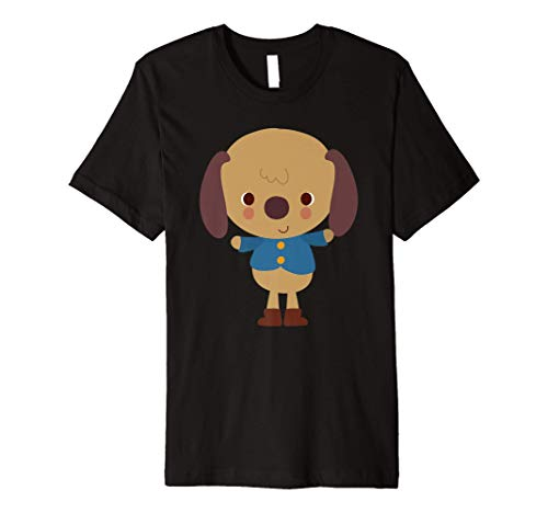 Fairy Tale Kingdom by Eggroll Games: Sebastian Puppy T-Shirt