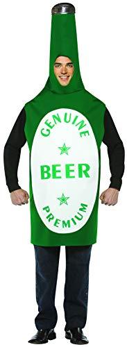 Fancy - Disfraz de cerveza, talla única (213579)