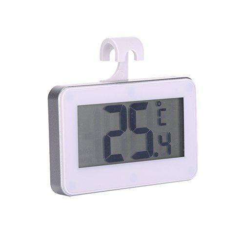 AIHOME aihometm frigorífico termómetro Impermeable Nevera ...