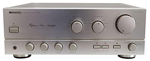 Pioneer A-676 Stereo Verstärker in Silber