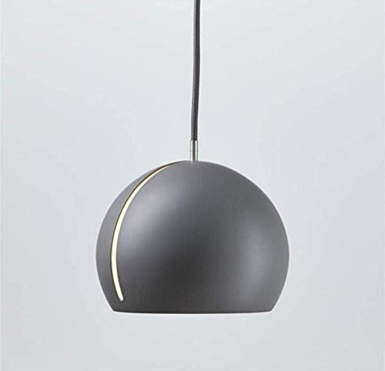 HBLJ Moderne Einfache Globus Kippbare Anhnger Hngelampe Schlafzimmer Nacht Küchentisch Esszimmer Beleuchtung, D