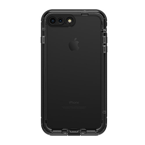LifeProof Nüüd wasserdichte Schutzhülle für Apple iPhone 7 Plus, Schwarz