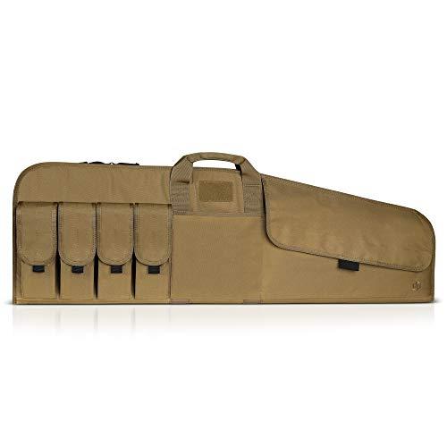 Savior Equipment The Patriot 45' Single Rifle Gun Tactical Bag - Flat Dark Earth Tan