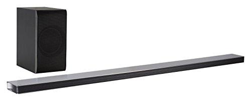 LG SJ8 4.1 Soundbar (300W, kabelloser Subwoofer, Bluetooth) schwarz