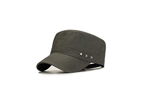 Sombrero para Hombre, Primavera y Verano, versión Coreana de la Gorra de béisbol de Moda, Gorras de ala Curva Casuales, Gorra Plana Simple y versátil