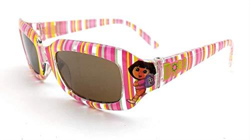 Dora La Exploradora Gafas De Sol Niña, 100% UV Protección Solar, Más de 36 Meses (Multicolor) (Multicolor)
