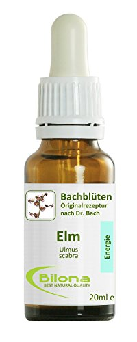 Joy Bachblüten, Essenz Nr. 11: Elm; 20ml Stockbottle