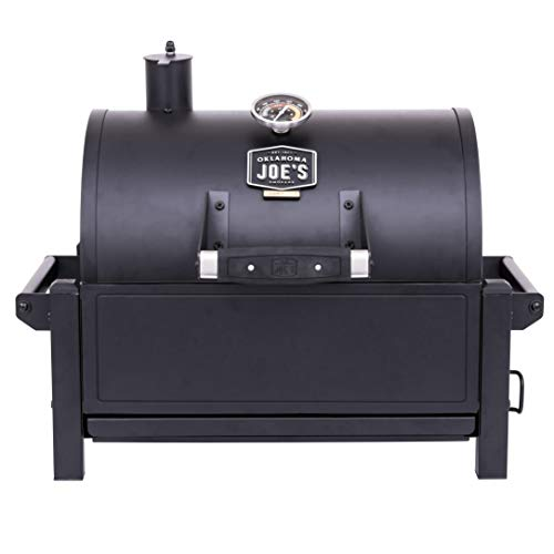 Oklahoma Joe's 19402088 Rambler Portable Charcoal Grill