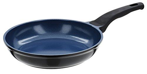 GSW Ceramica Pfanne, Aluminium, Blau, 32 cm