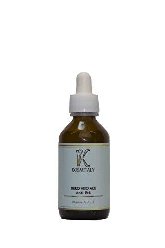 Sérum visage a.c.e. Anti Âge ultraconcentrato antietà avec les vitamines A C et et hydratant nutiente Anti Age esthétique pharmacie