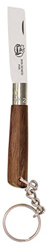 Imex El Zorro 51502-i – Couteau taponera, Couleur Marron, 5 cm