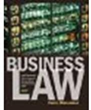Business Law by Cheeseman, Henry R. [Prentice Hall, 2009] 7th Edition [Hardcover] (Hardcover)