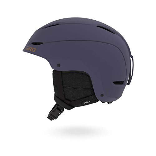 Giro Ratio Casque de Ski/Snow, Homme, Matte Midnight, M