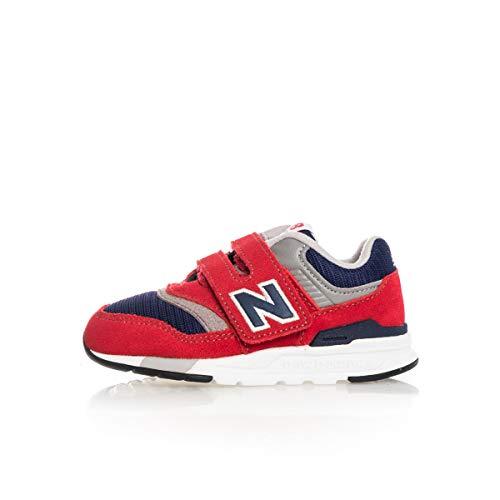 New Balance IZ997HBJ, Scarpa da Trail Running Unisex-Bambini, Rojo, 22.5 EU