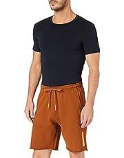 Scotch & Soda herr Shorts Organic Cotton Felpa Short