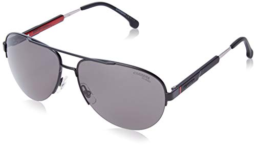 Carrera 8030-S-003-M9 Gafas, Multicolor (Mtt Black), 62/17/140 para Hombre