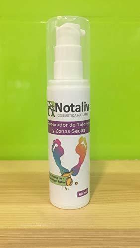 Notaliv Cosmética Natural Reparador talones y zonas secas 60 ml